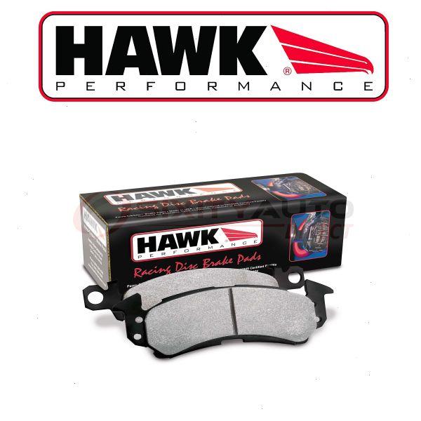 Hawk Rear Disc Brake Pad Set For 2010-2016 Acura RDX 2.3L