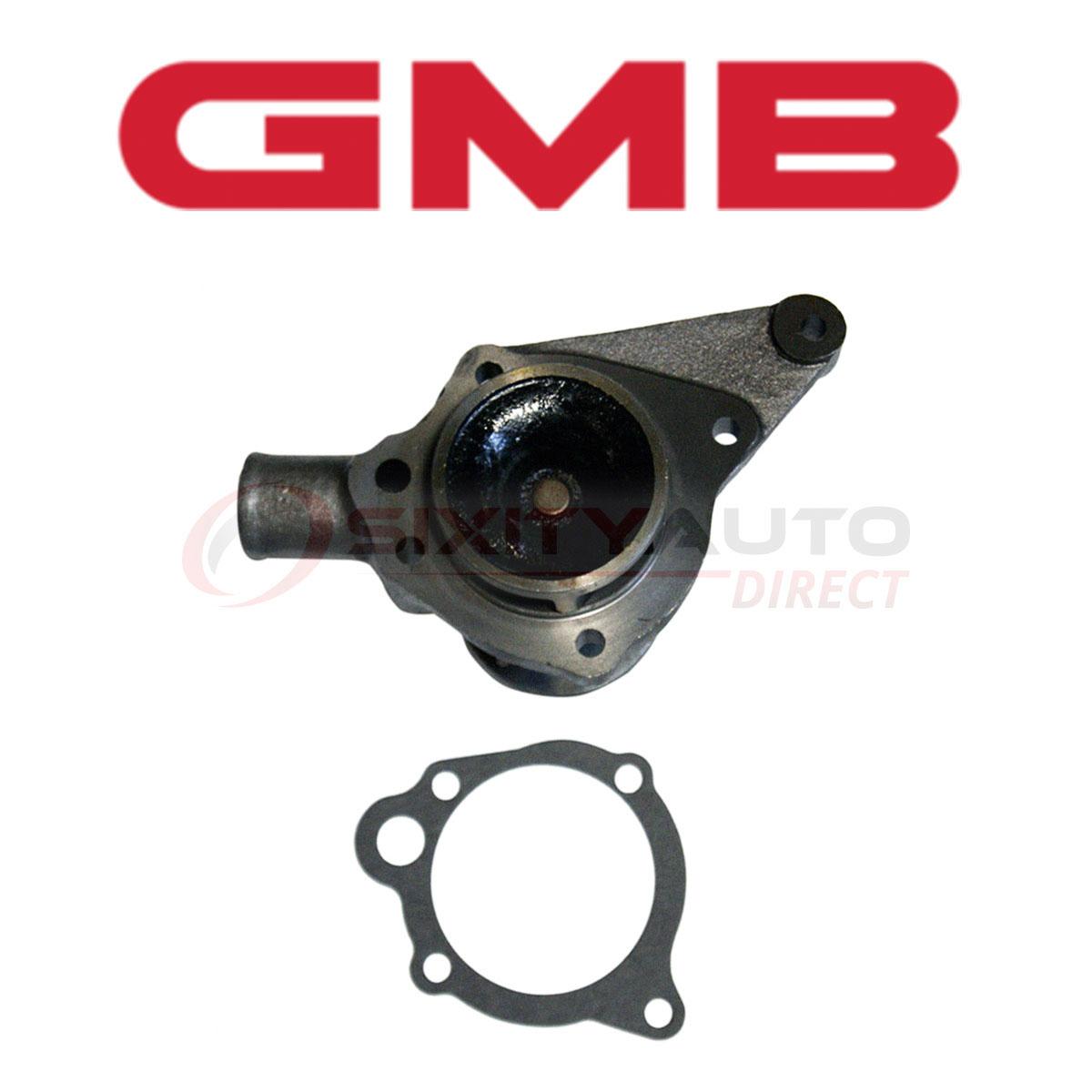 Engine Water Pump fits 1972-1981 MG MGB  GMB