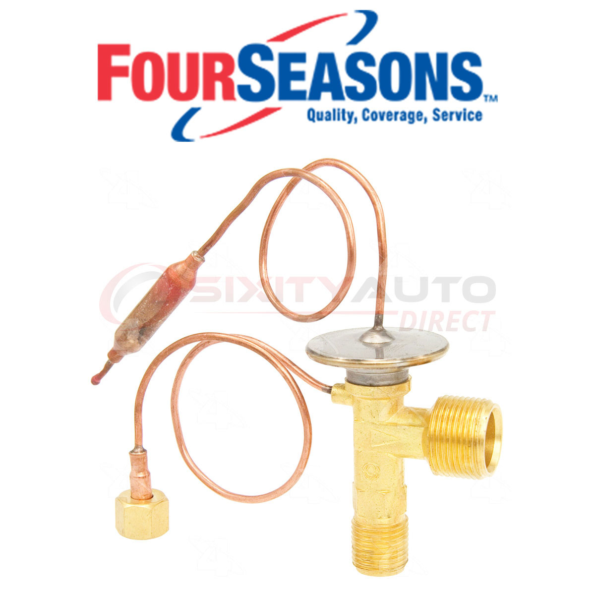 Four Seasons A/C Expansion Valve For 1999-2003 Acura TL 3