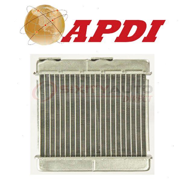 APDI HVAC Heater Core For 2001-2003 Acura CL