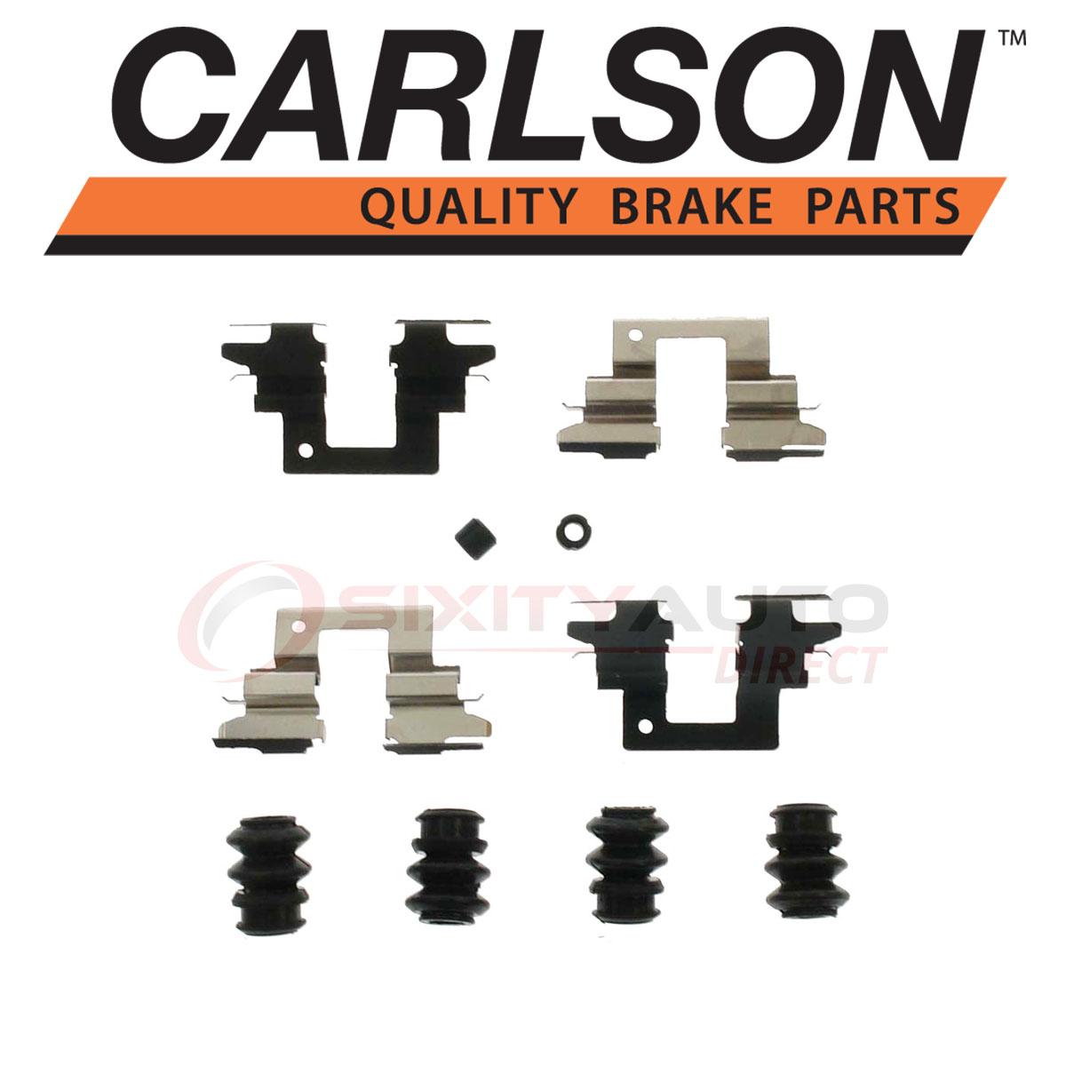 Carlson Rear Disc Brake Hardware Kit for 2001-2006 Acura ...