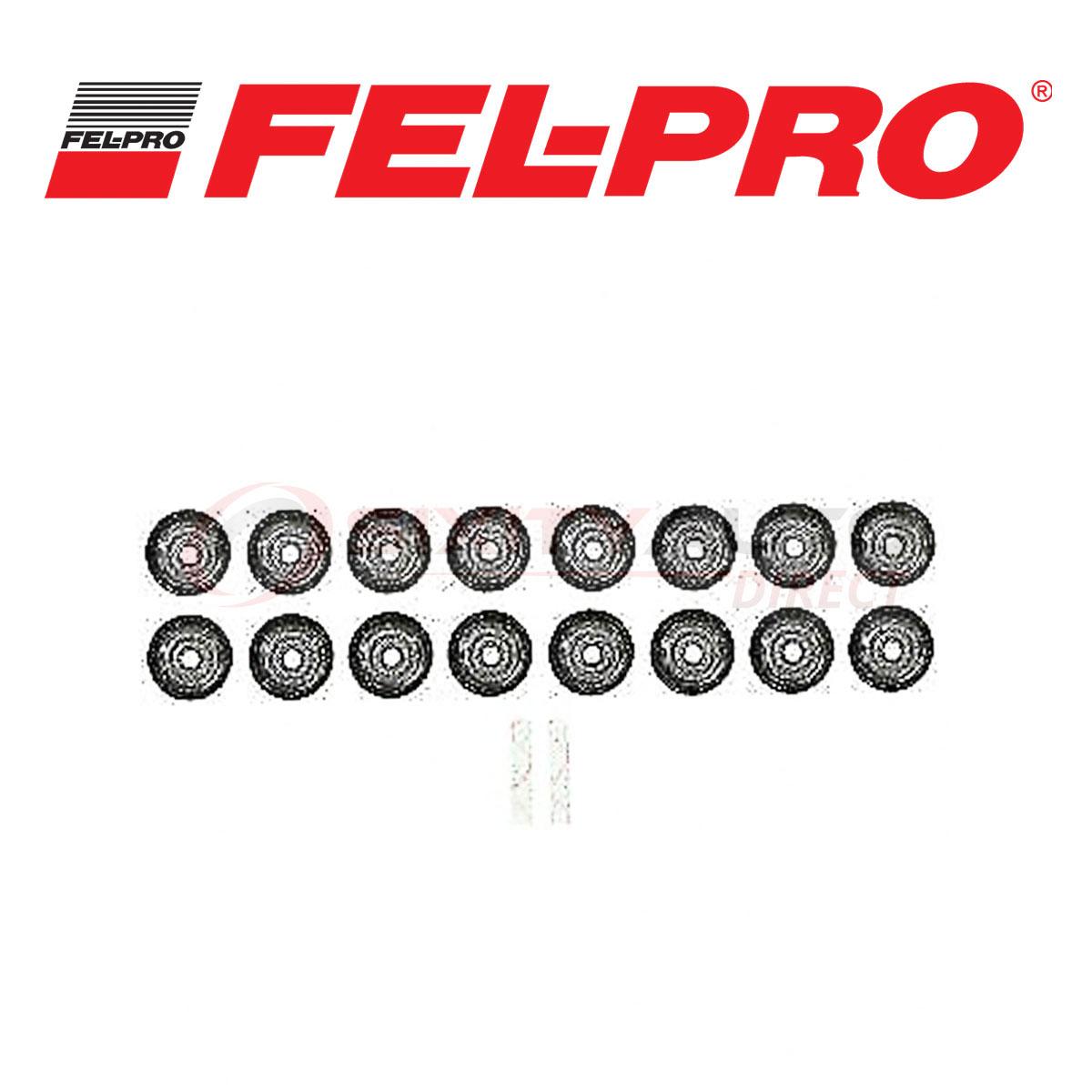 Fel Pro Valve Stem Oil Seal Set For 2006-2016 Hyundai