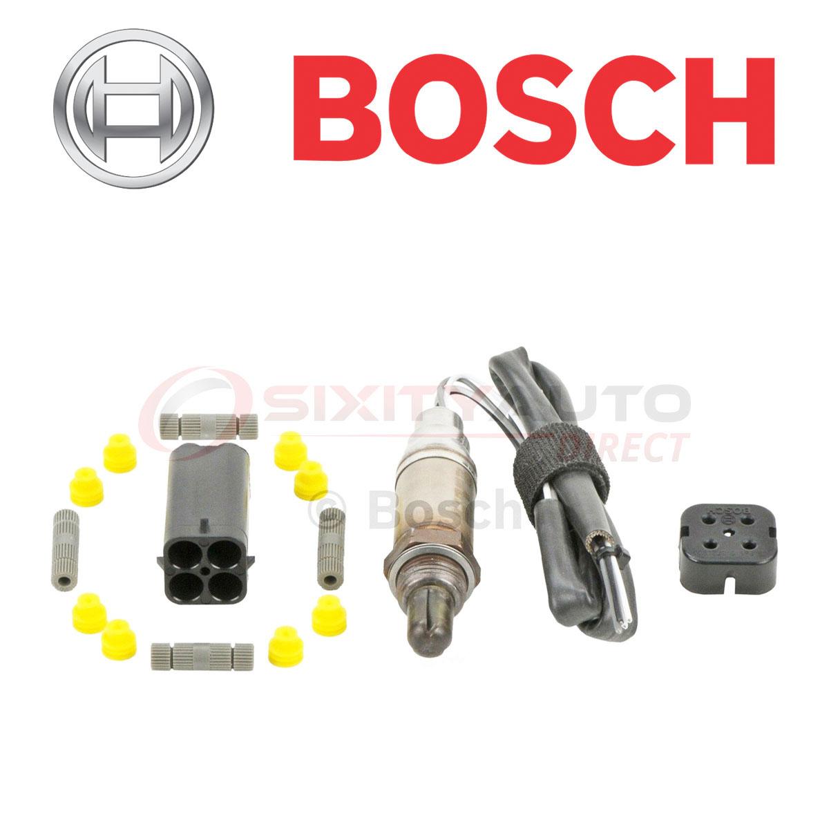 New Bosch Oxygen O2 Sensor for 1999-2001 Silverado Sierra Suburban Yukon XL 6.0L