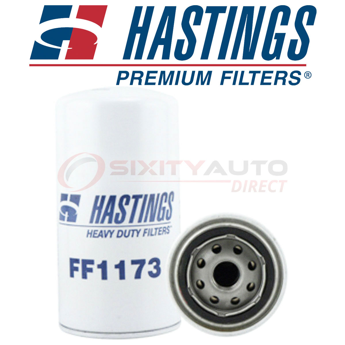 Hastings Fuel Filter for 2012-2017 Western Star 4700 8.3L 8.9L L6 - Gas df  | eBayeBay