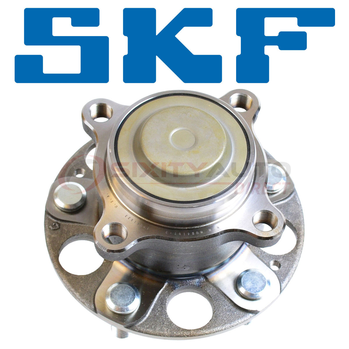 SKF Wheel Bearing & Hub Assembly For 2015-2017 Acura TLX 2