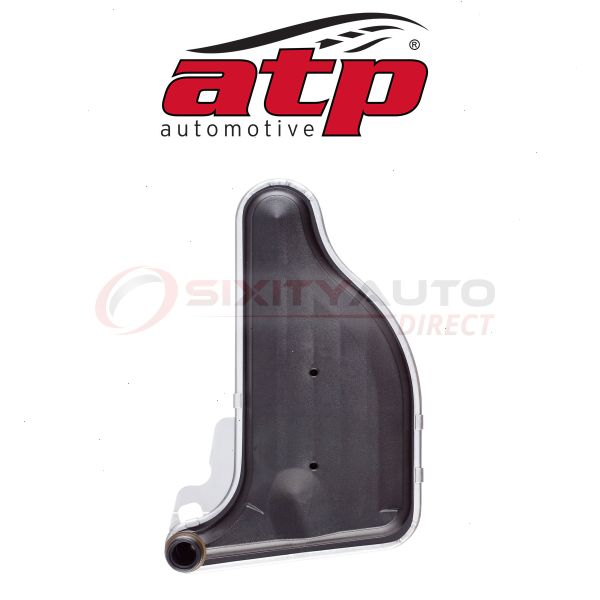 Fluid jw ATP Automatic Transmission Filter Kit for 1992-2005 Buick LeSabre