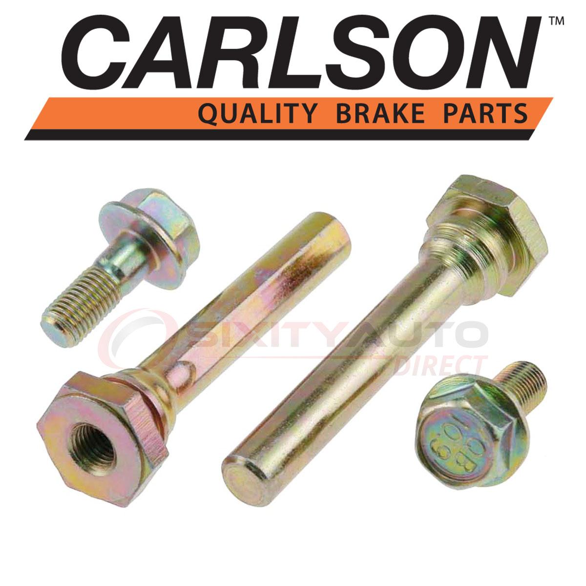 Disc Pad Service Hardware an Carlson 14028 Brake Caliper Guide Pin ...