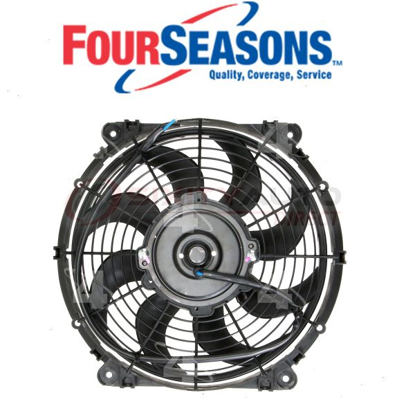 Four Seasons Engine Cooling Fan For 2002-2006 Acura RSX