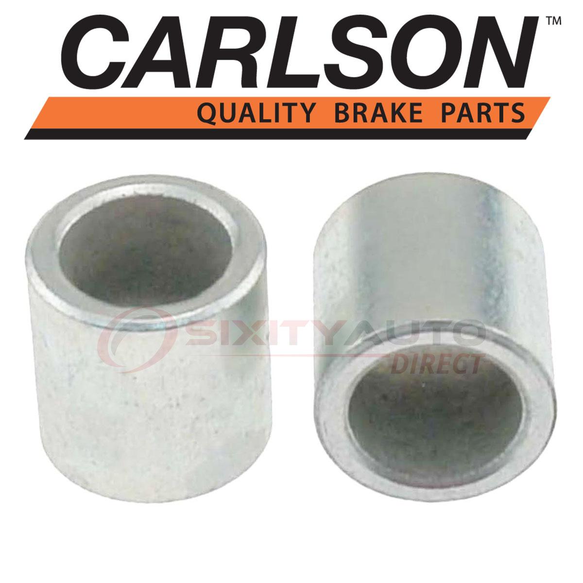 Carlson Quality Brake Parts 14168 Disc Brake Guide Pin Set