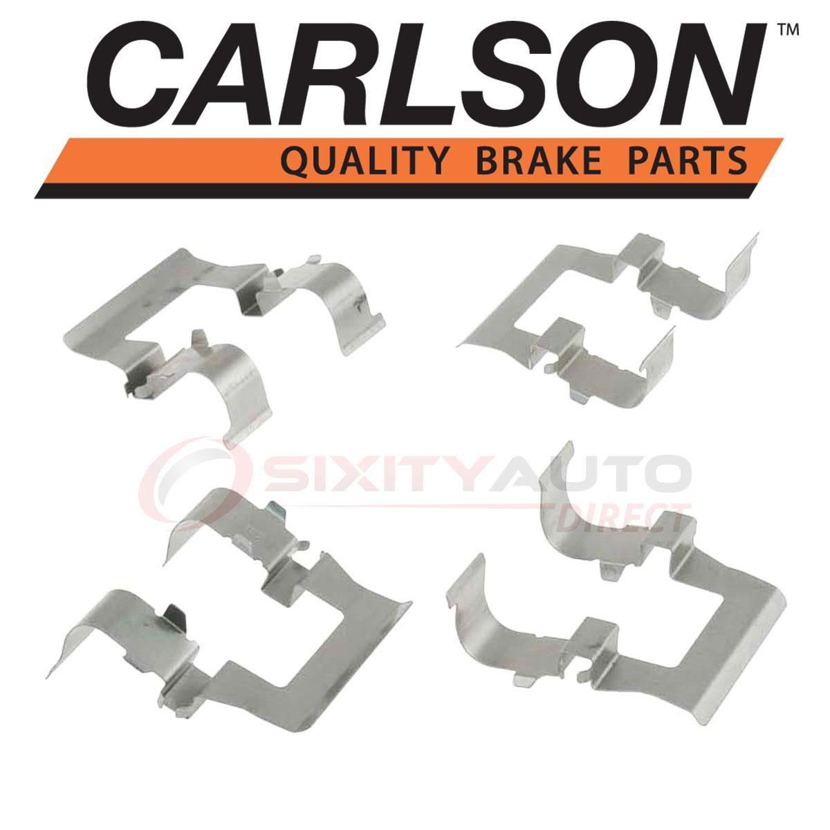 Carlson Quality Brake Parts 13417Q Disc Brake Hardware Kit