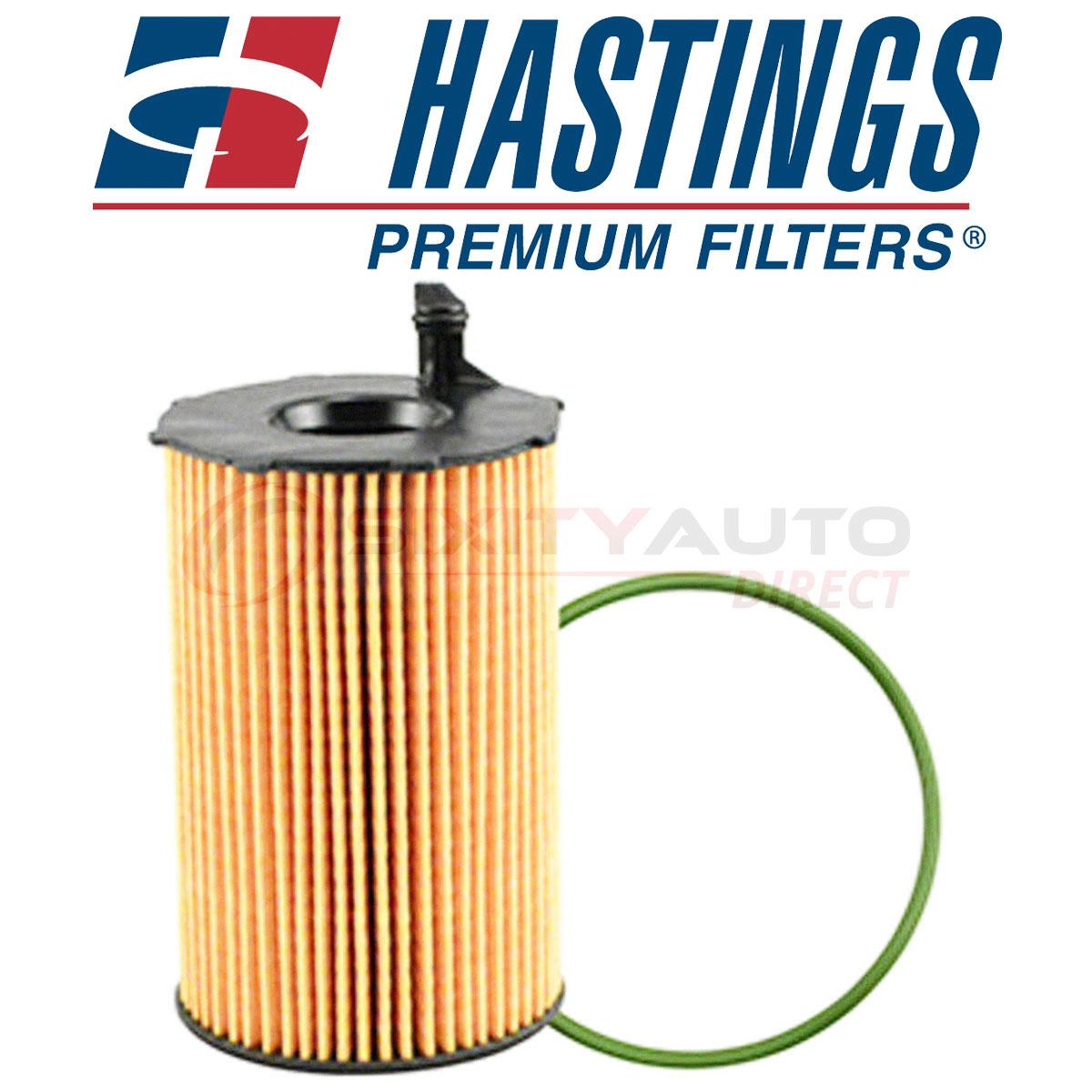 Hastings Engine Oil Filter For 2013 2016 Audi Q5 3 0l V6 Filtration System Vv Ebay