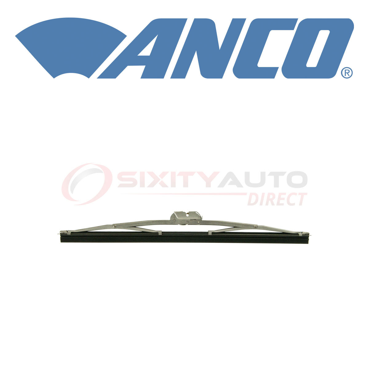 For 1948-1952 Ford F1 Wiper Blade Front Anco 27776TH 1949 1950 1951