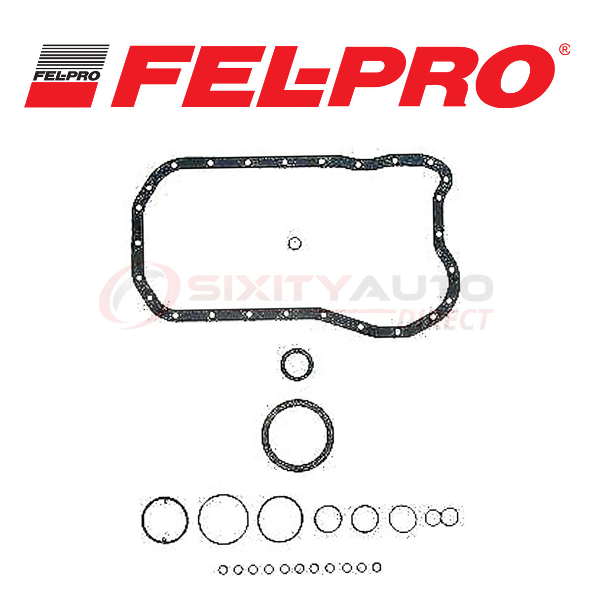 Fel-Pro CS 26203 Conversion Gasket Set