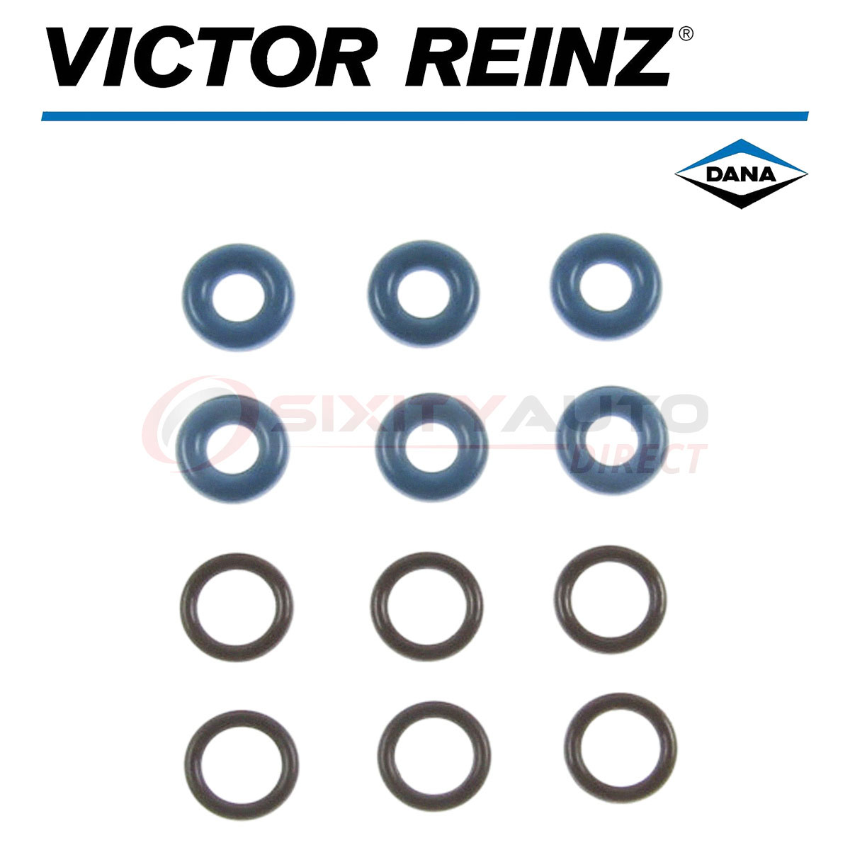 For 2003-2006 Pontiac Vibe Fuel Injection Nozzle O-Ring Kit 49644YT 2004 2005