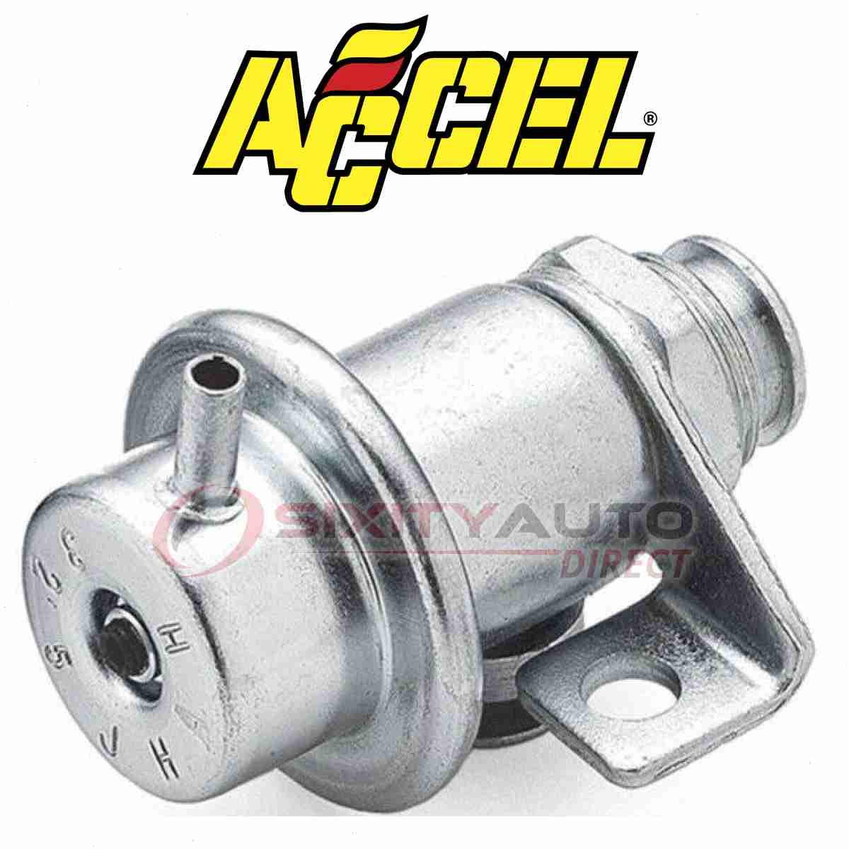 Delphi Fuel Injection Pressure Regulator for 1996-2000 Chevrolet C2500 5.7L ut