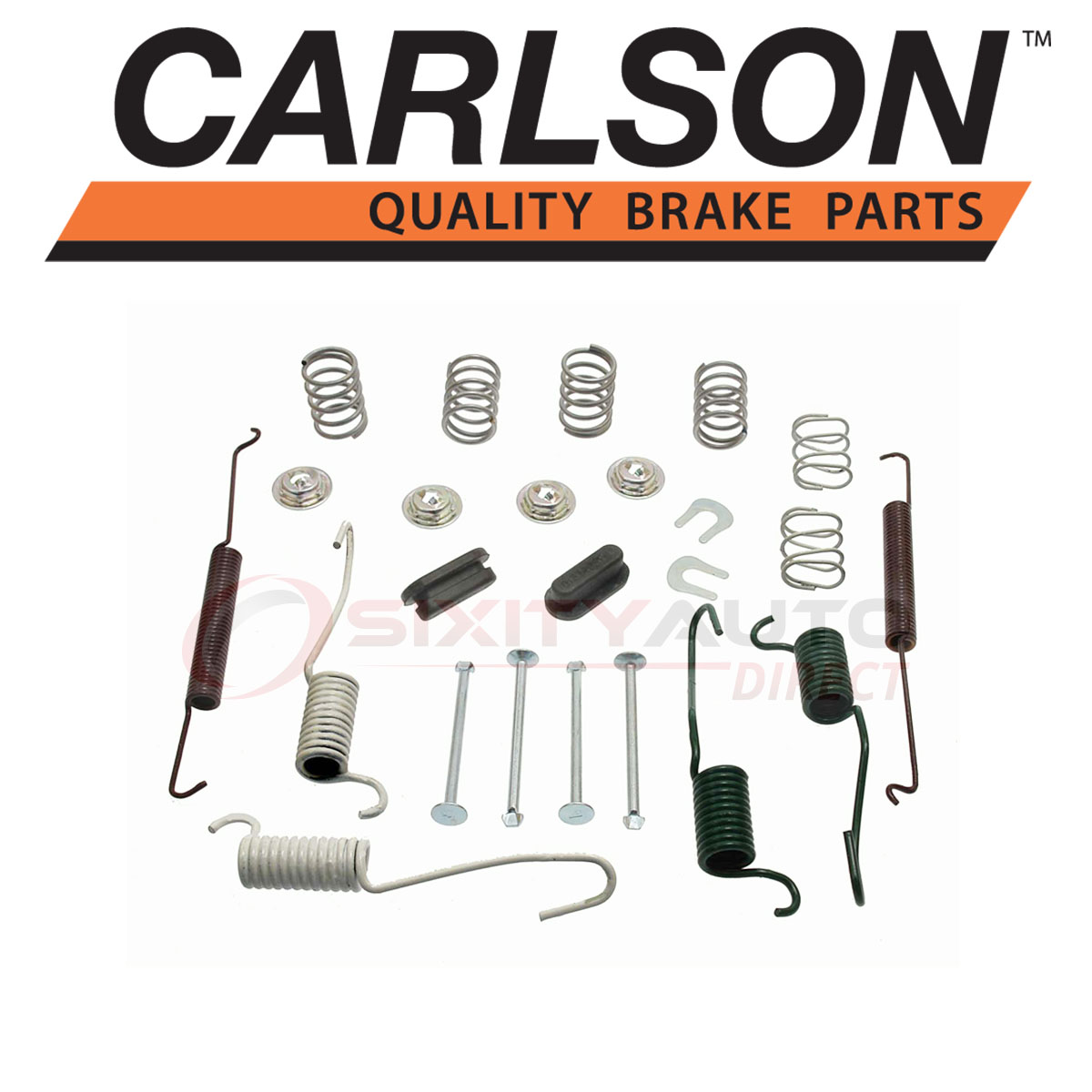Fits 1995-2009 Ford Ranger Drum Brake Hardware Kit Rear Carlson 94793RY 1998 200