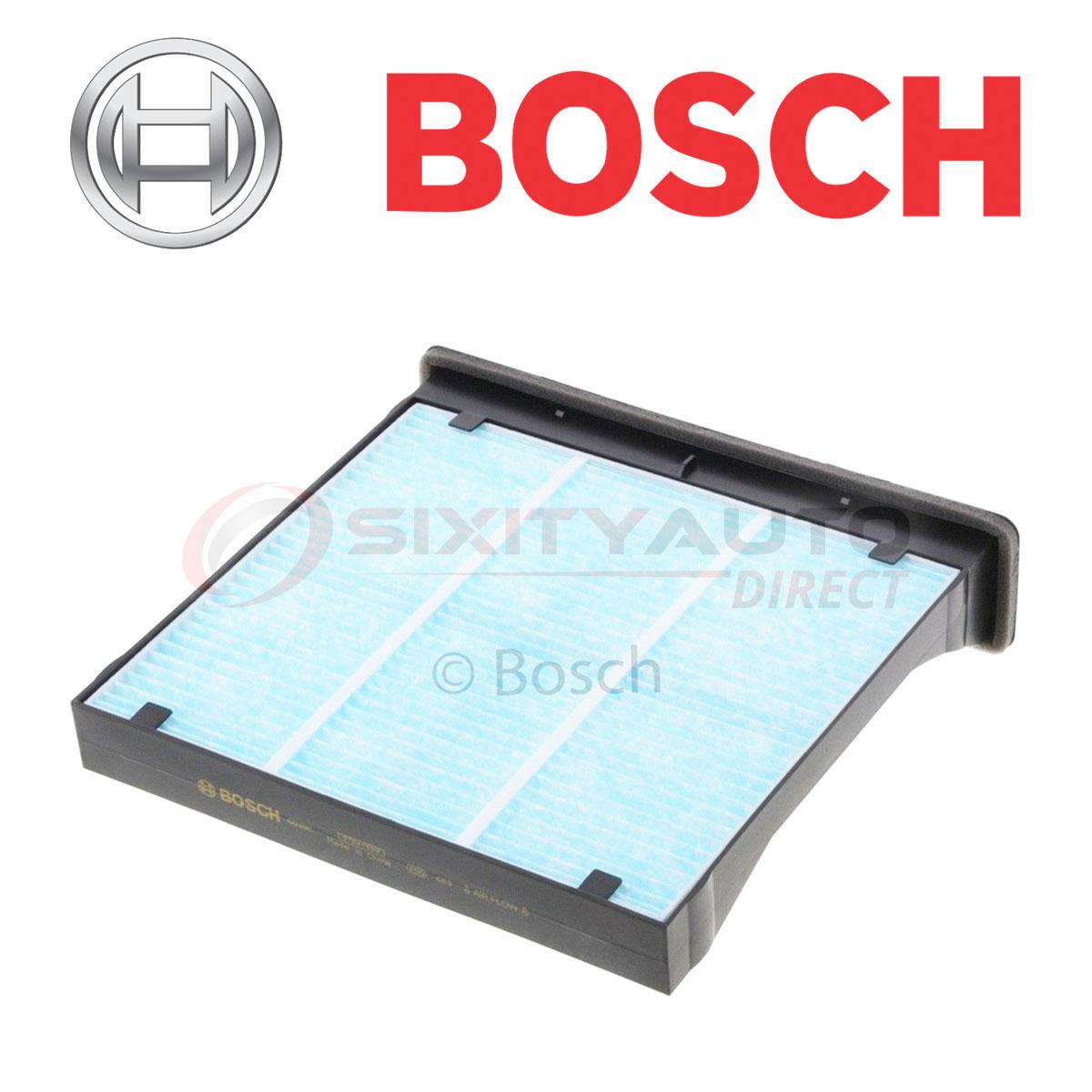 Cabin Air Filter-HEPA Cabin Filter Bosch 6038C