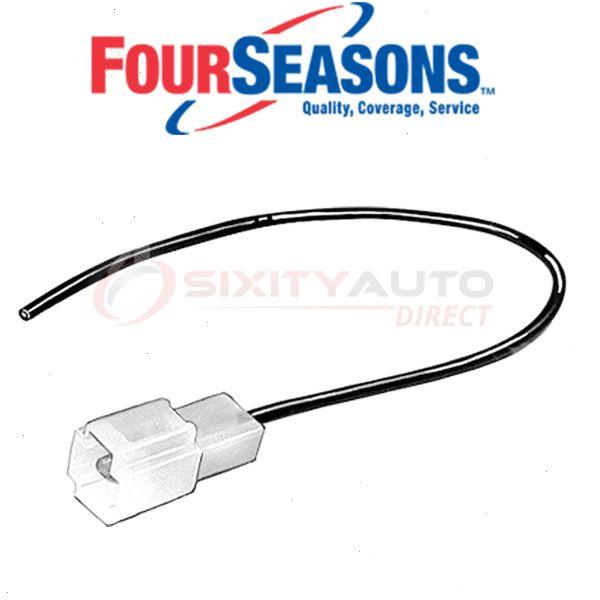 Four Seasons Ac Compressor Wiring Harness For 1989-1991 Hyundai Sonata