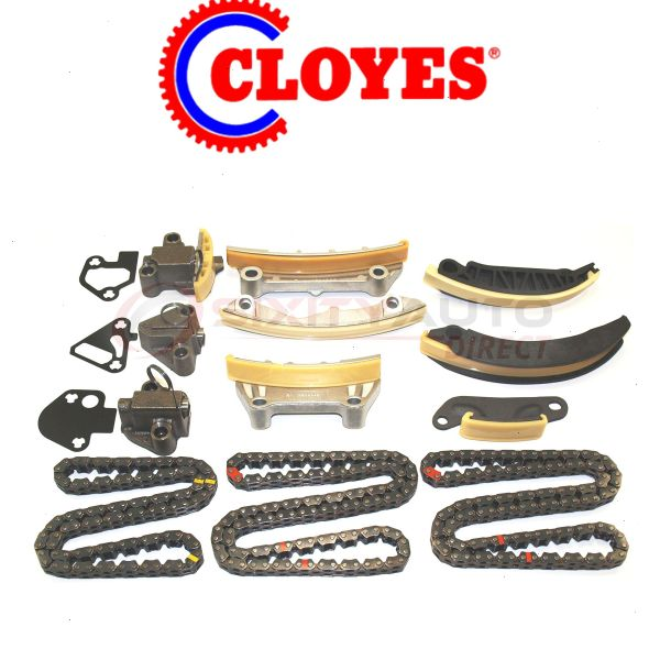 Cloyes Front Engine Timing Chain Kit For 2008-2017 Buick