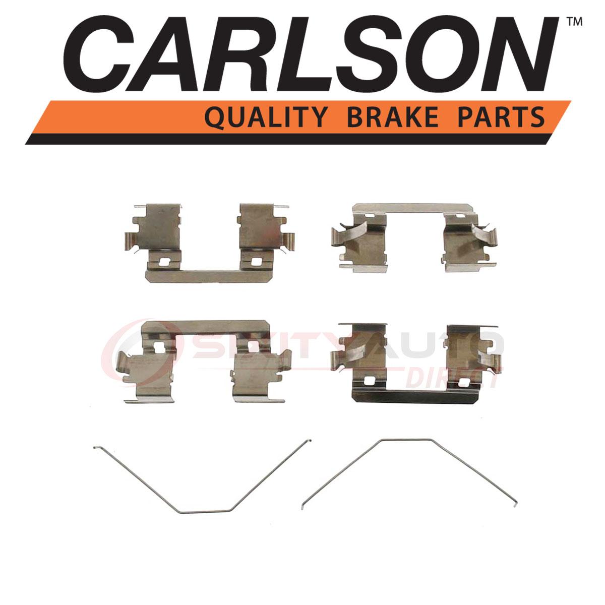 Carlson Front Disc Brake Hardware Kit For 2013-2018 Acura