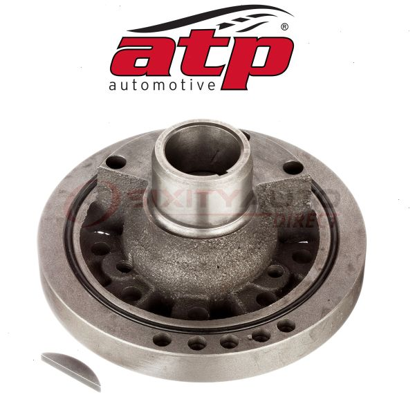 Atp Engine Harmonic Balancer For 1965