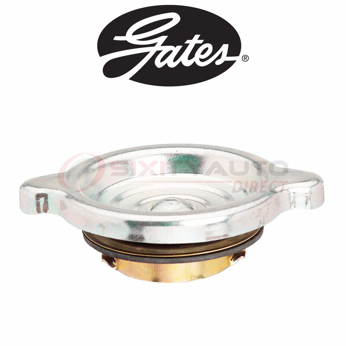 Gates Oil Filler Cap for 1970-1981 Chrysler Newport 7.2L 5.9L 5.2L 6.3L 6.6L mb