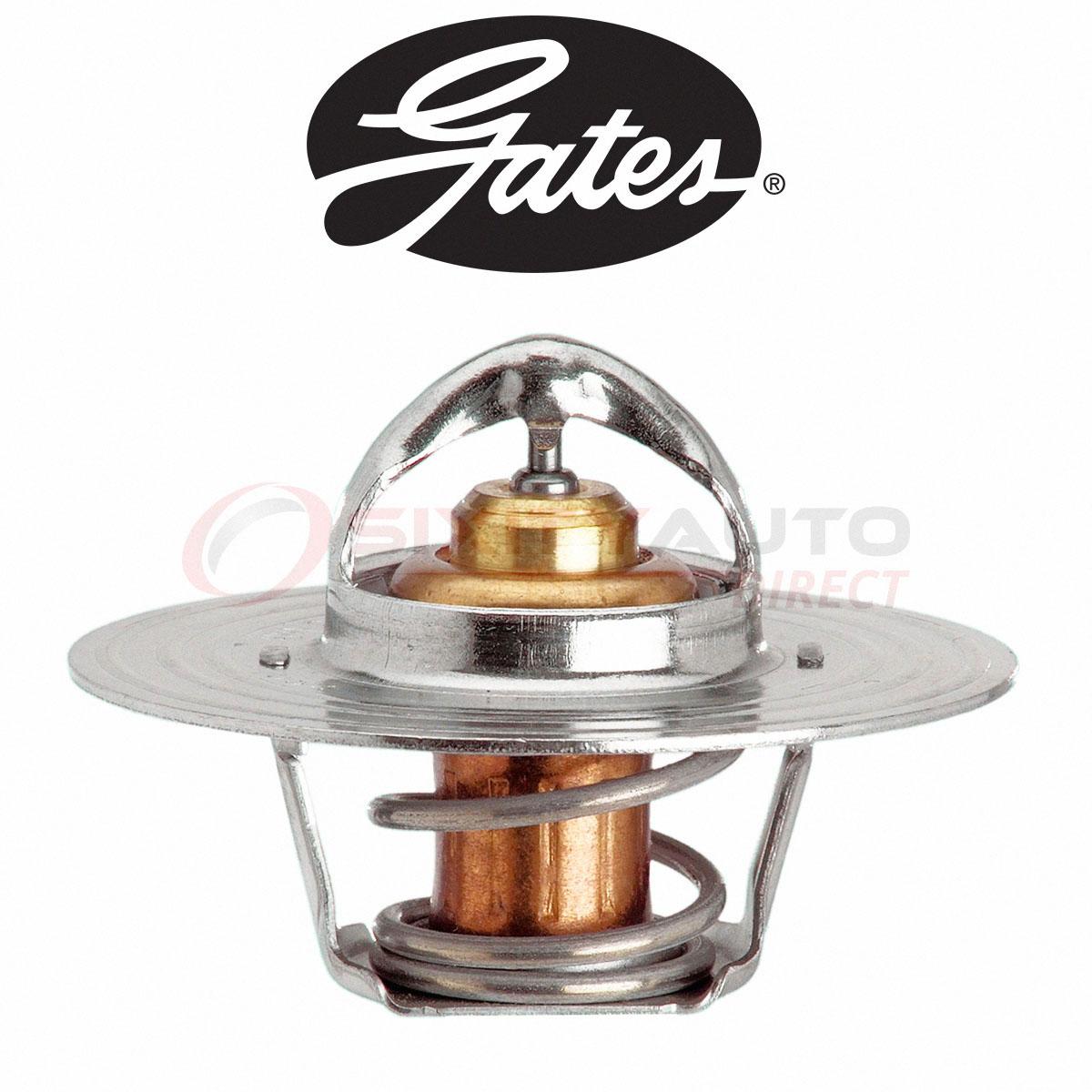 Gates Coolant Thermostat for 2007-2013 Chevrolet Silverado 2500 5.3L 4.8L V8 by