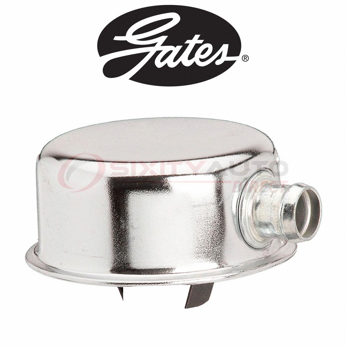 informafutbol.com Gates Oil Crankcase Breather Cap for 1964-1967 ...
