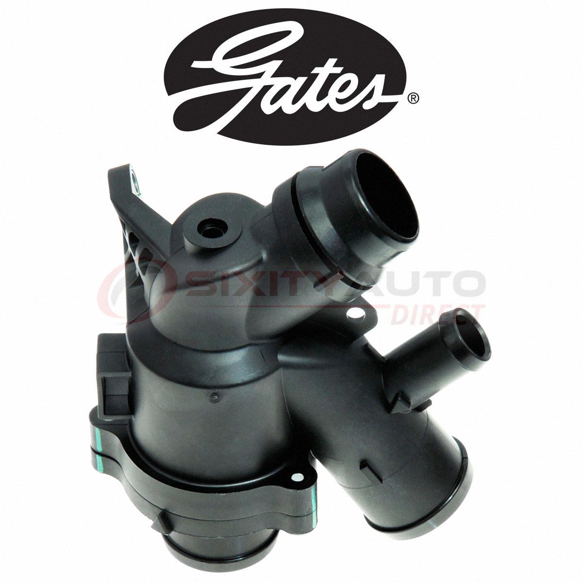 Gates Coolant Thermostat Housing Gasket for 1996-2001 Ford Explorer 5.0L V8 yb