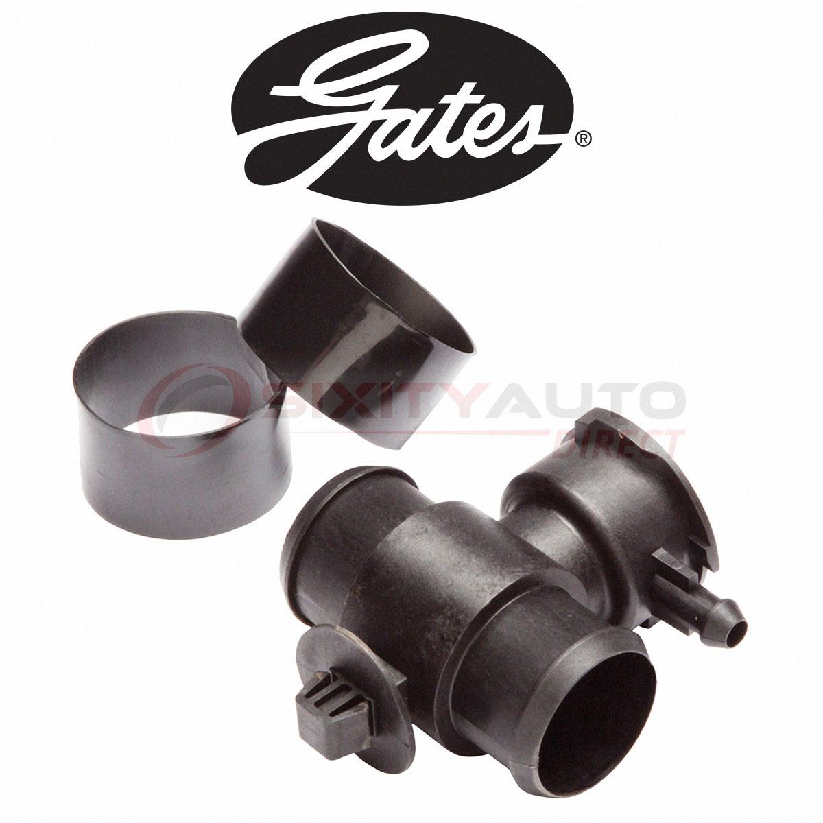 Engine Coolant Filler Neck-Solution Kit Gates 32948K1