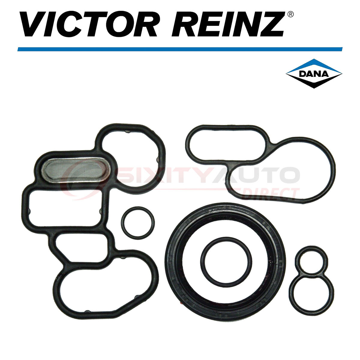 Victor Reinz Timing Cover Gasket Set For 2010-2013 Acura