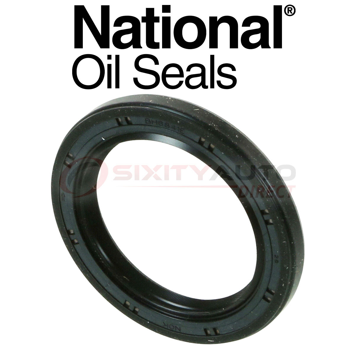 National Auto Trans Transfer Shaft Seal For 2007-2012
