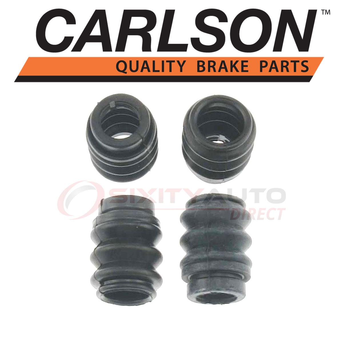 Carlson Rear Brake Caliper Guide Pin Boot Kit For 2005