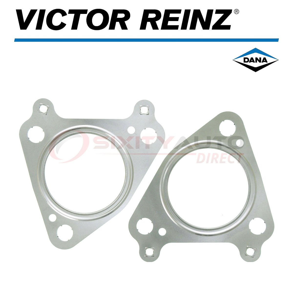 Victor Reinz Exhaust Pipe Flange Gasket for 2012 Hyundai Tucson 2.4L L4 mm