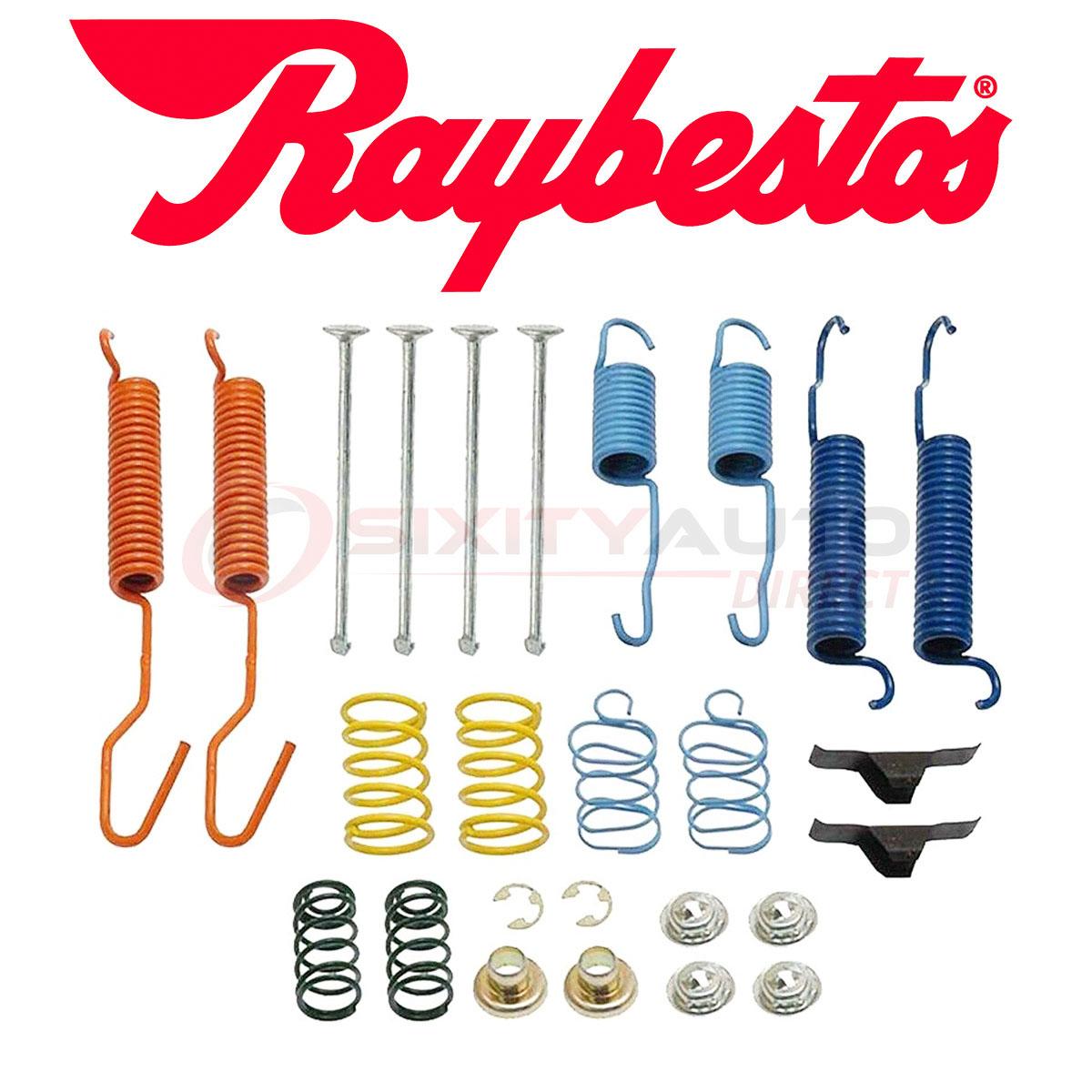 Raybestos PG Plus Drum Brake Hardware Kit For 1987