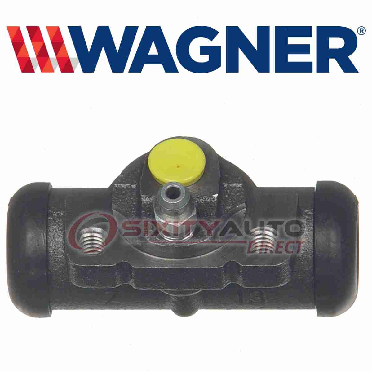 Drum Brake Wheel Cylinder Rear Wagner WC131518