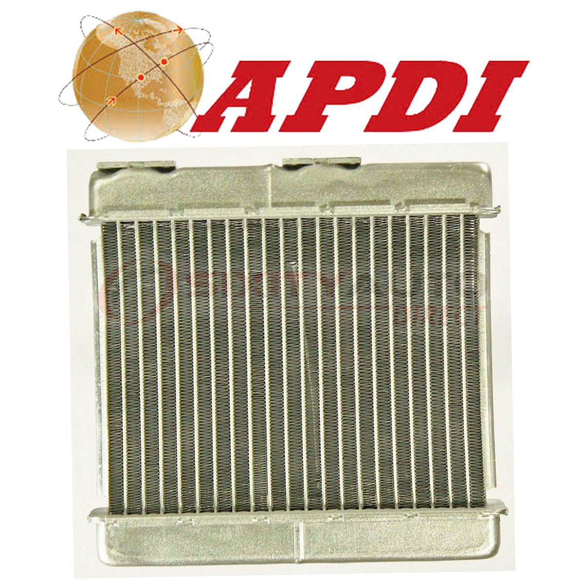 APDI HVAC Heater Core For 1999-2003 Acura TL 3.2L V6