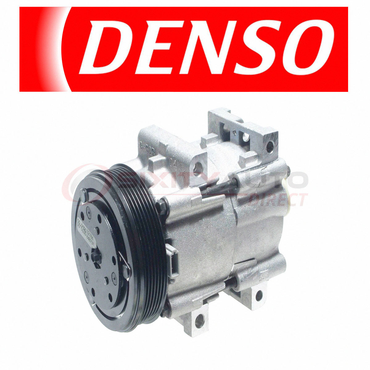 A//C Compressor and Clutch-New Compressor DENSO 471-8109