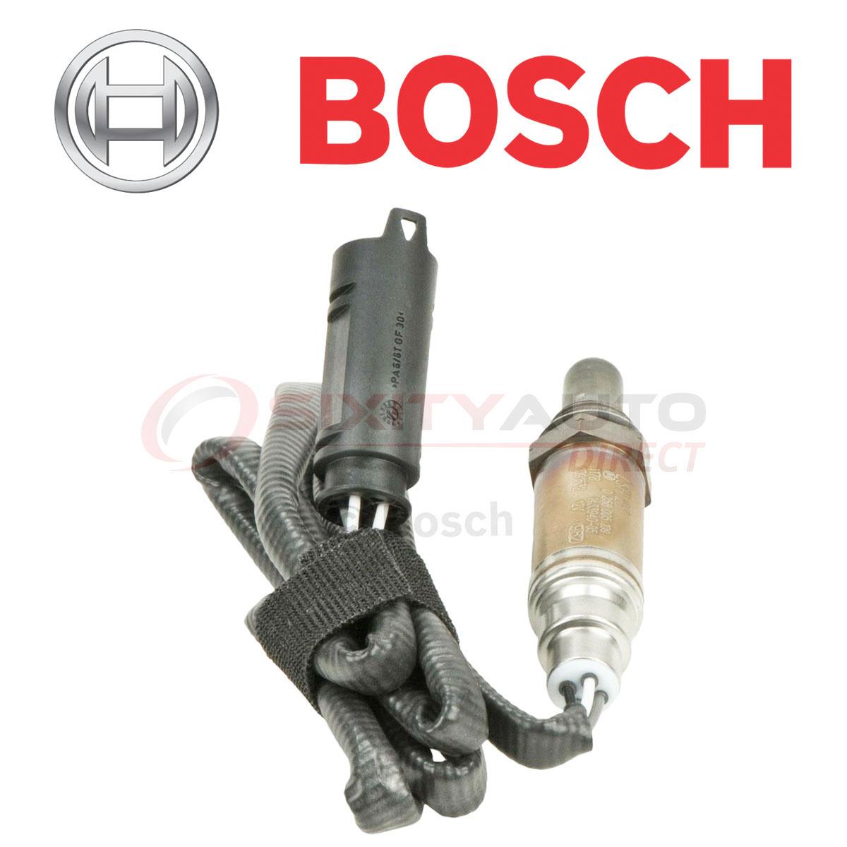 Genuine Bosch Oxygen Sensor UPSTREAM For 2004-2006 BMW X3 L6-3.0L Engine