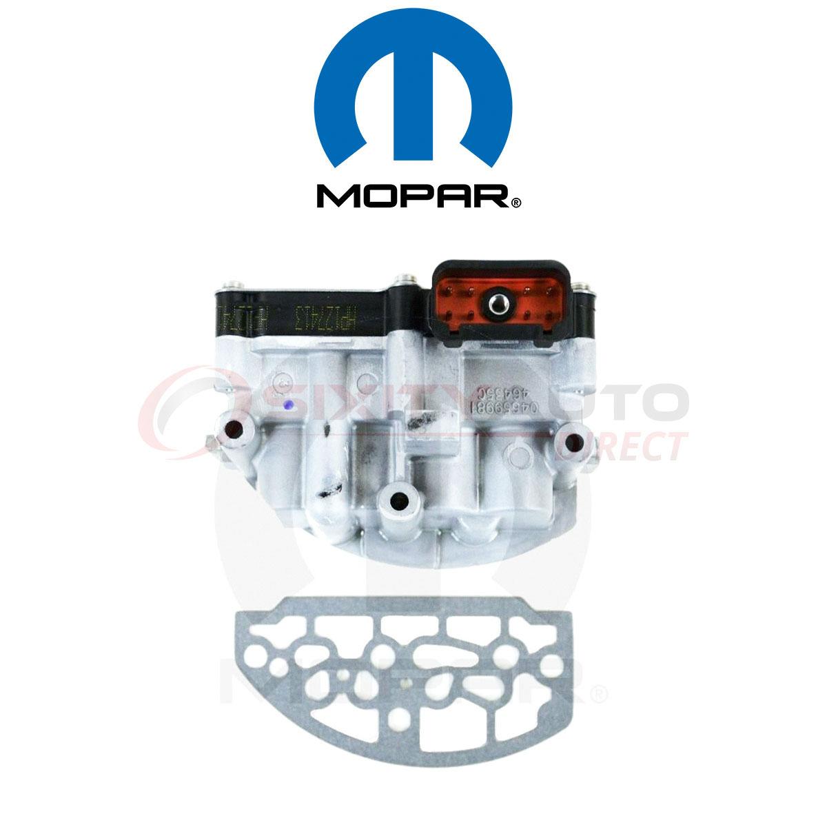 Mopar Auto Transmission Kickdown Solenoid For 1997