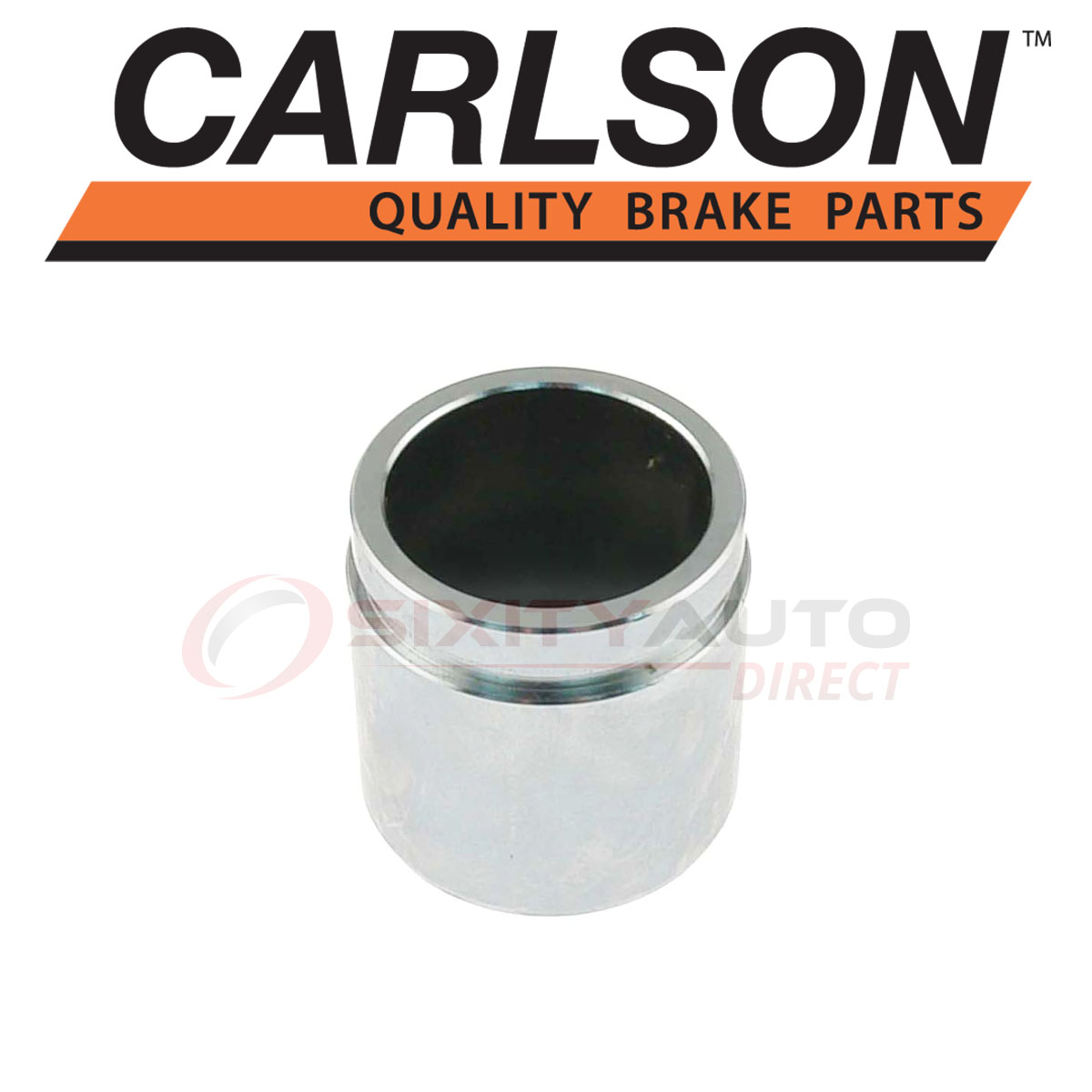 Disc Brake Caliper Piston Front Carlson 7504