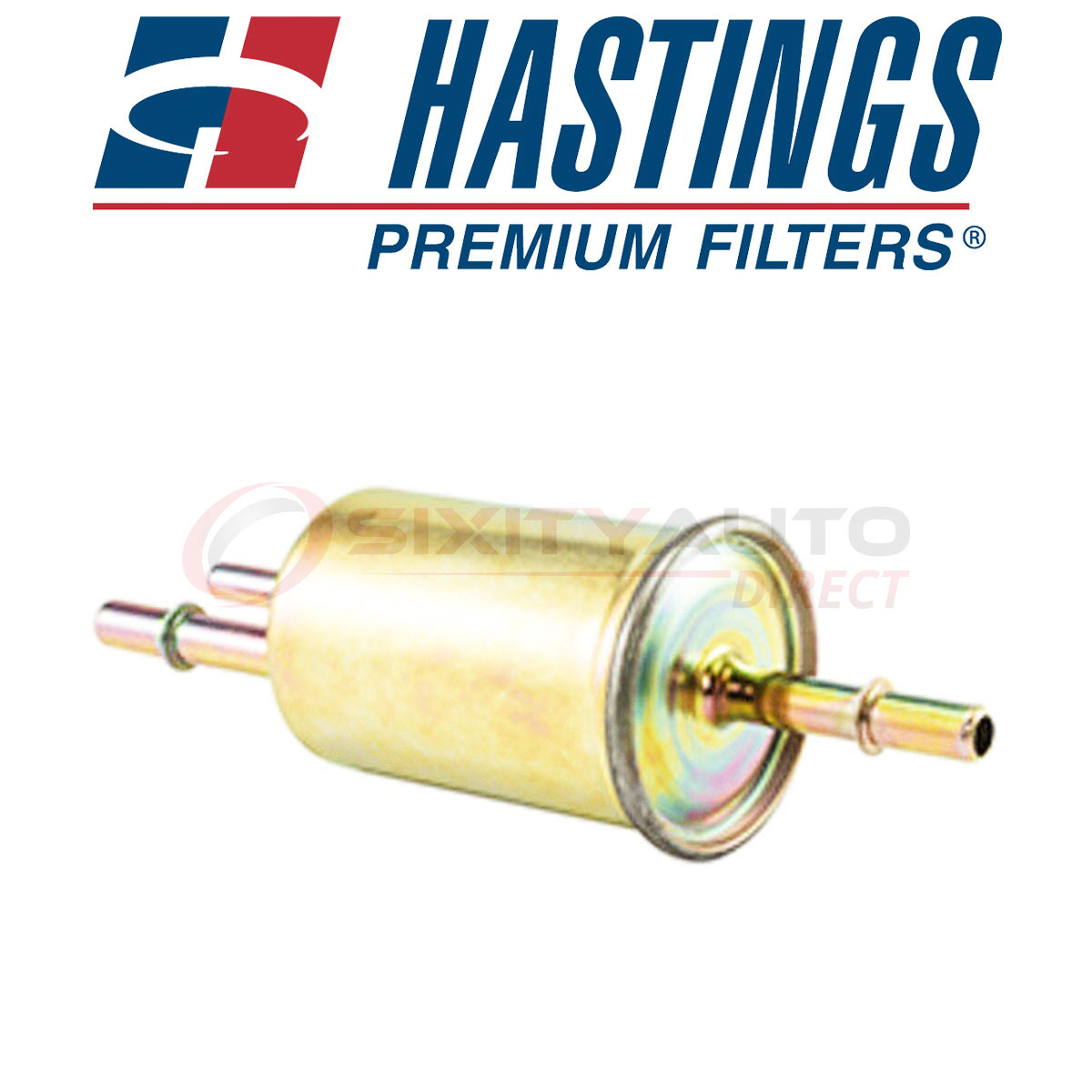 Hastings Fuel Filter for 2004 Mercury Mountaineer 4.0L V6 - Gas Filtration  xq | eBayeBay