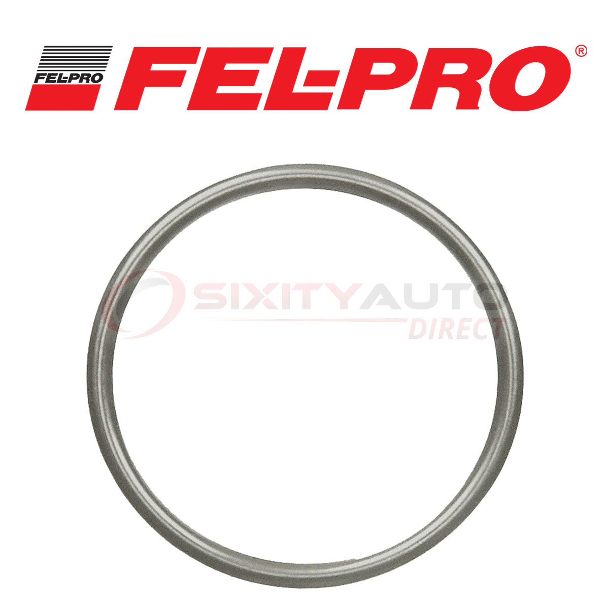 Fel Pro Exhaust Pipe Flange Gasket For 2010-2013 Acura TSX