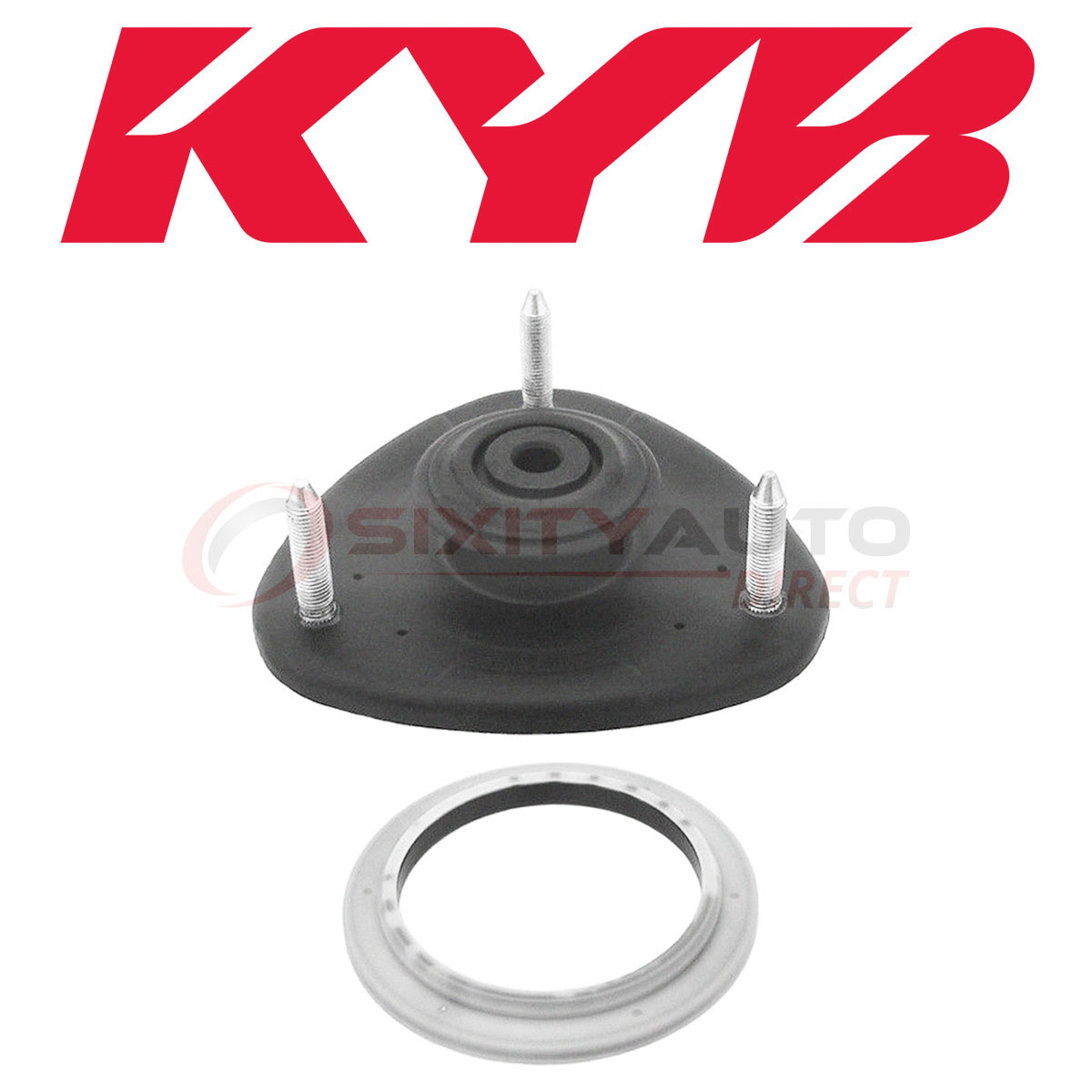 KYB Suspension Strut Mount Components For 2007-2012 Acura