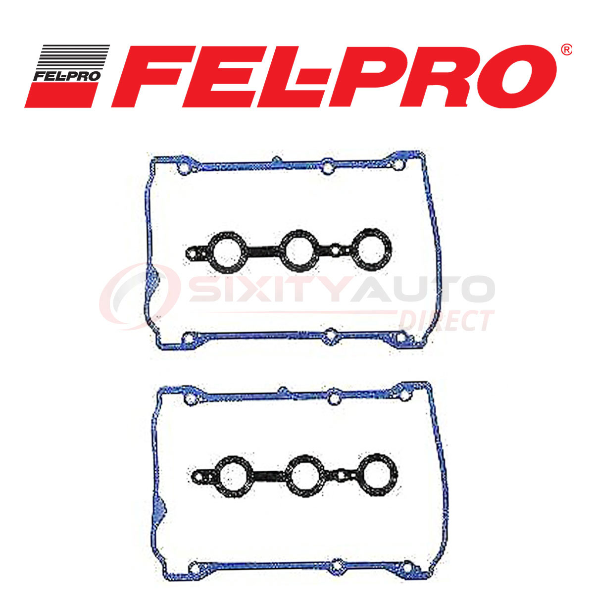 Fel Pro Valve Cover Gasket Set For 1998-2001 Audi A6 2 8l V6