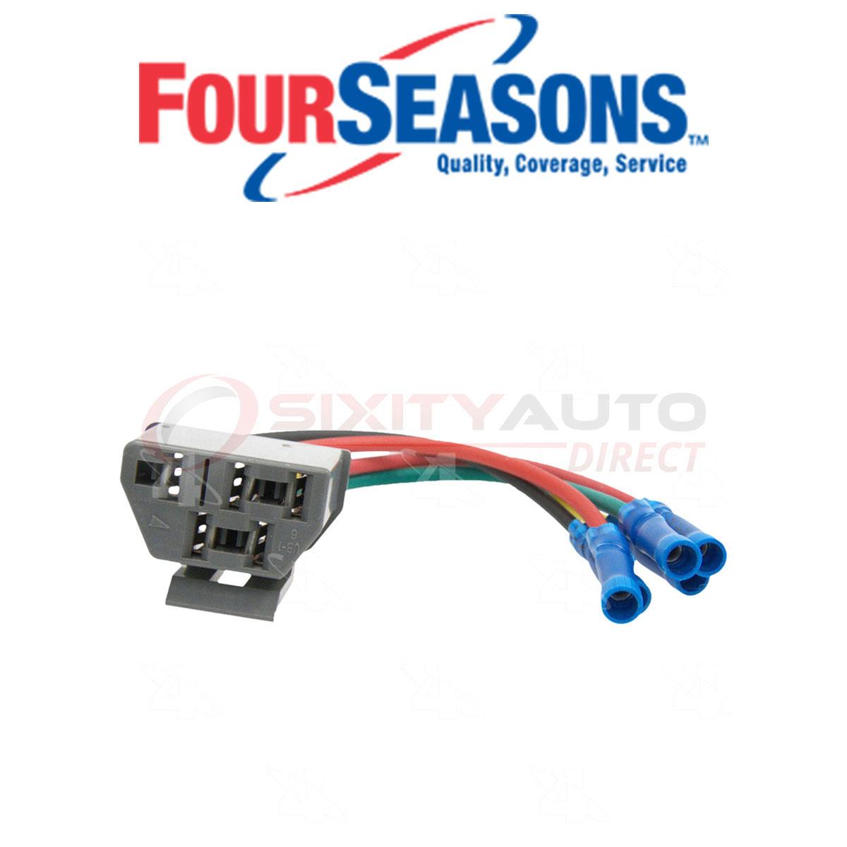 yy Four Seasons HVAC Mode Door Actuator for 2000-2005 Cadillac DeVille