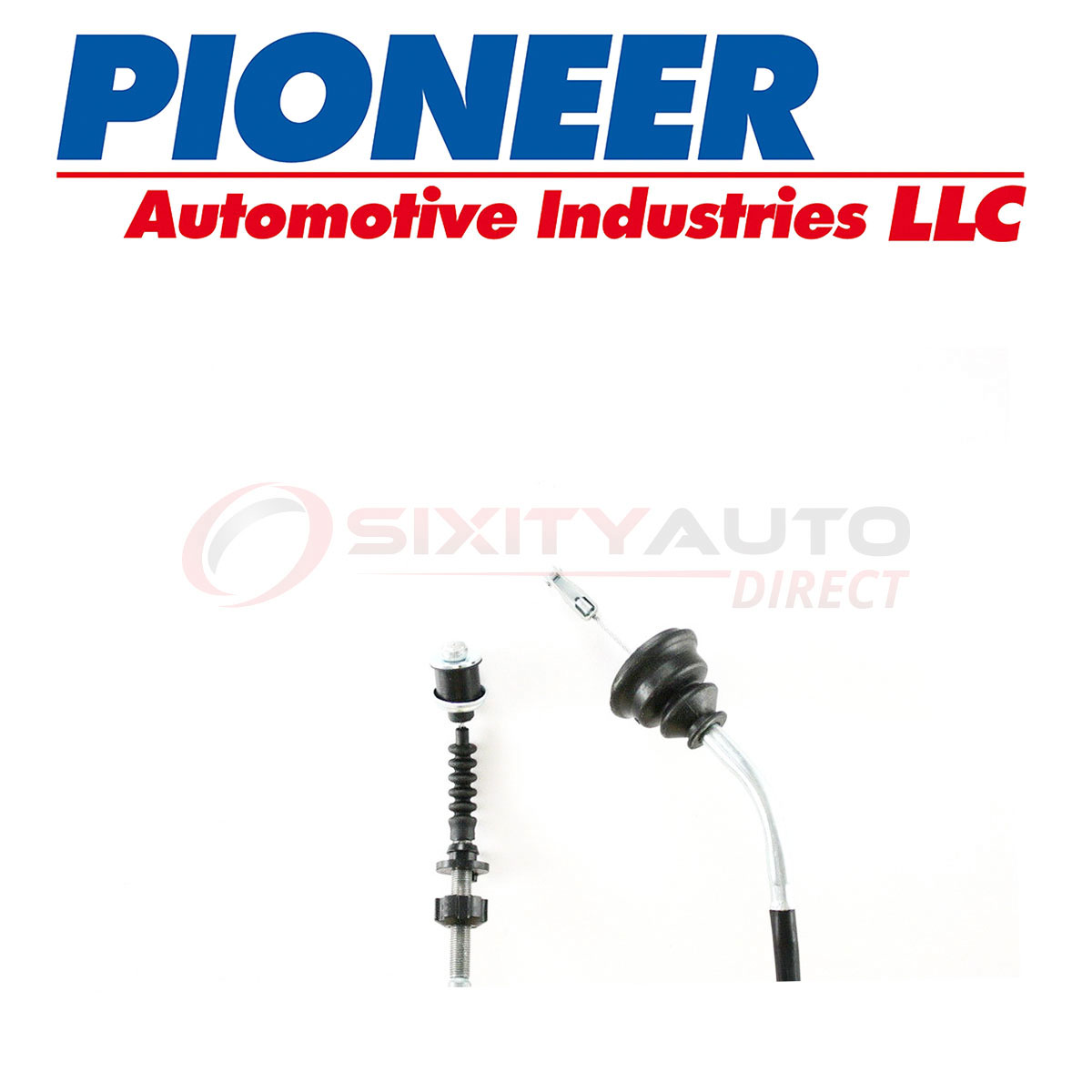 Pioneer Clutch Cable For 1990-1993 Acura Legend 2.7L 3.2L
