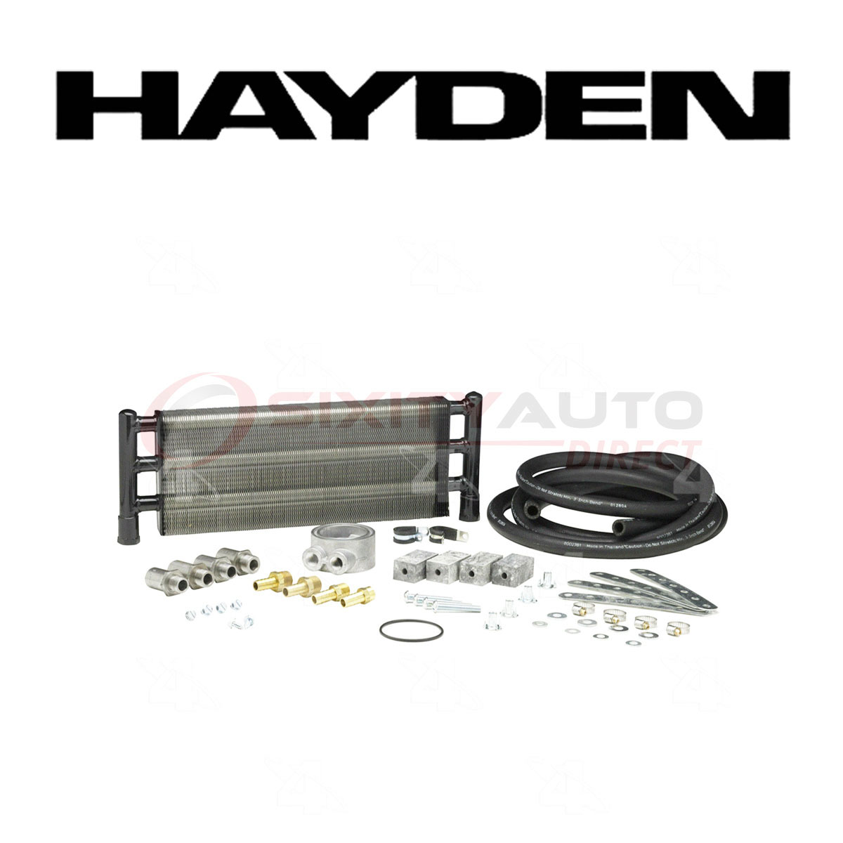Hayden Oil Cooler For 1995 Toyota Tercel 1 5l L4