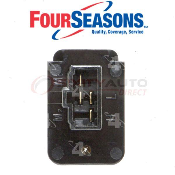 For 1987-1989 Toyota Celica Blower Motor Resistor 14588RY 1988 ST