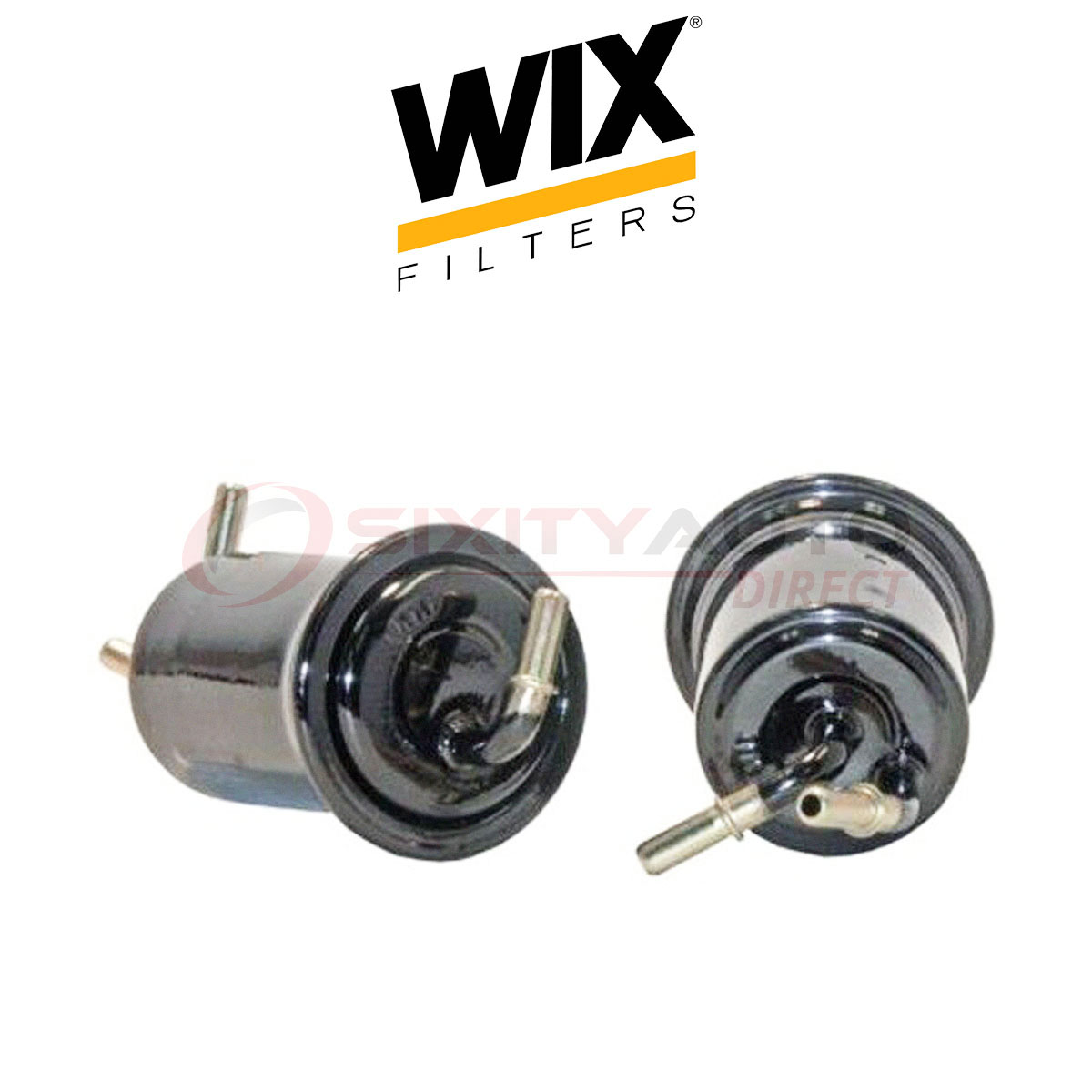 WIX Fuel Filter for 1998-2001 Kia Sephia 1.8L L4 - Gas ...